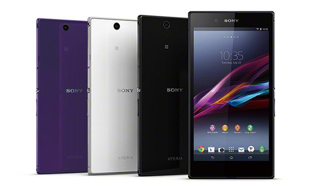 Sony Xperia Z Ultra Wi-Fi bez modemu 3G trafia na japoński rynek