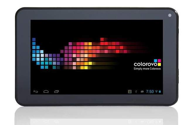 fot. Colorovo / Tablet Colorovo CityTab Lite 2.1