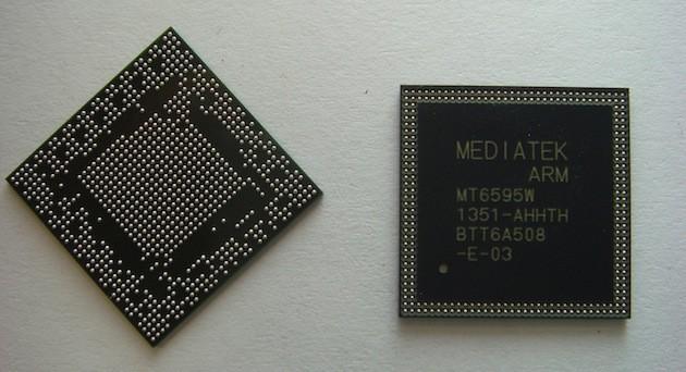 Ośmiordzeniowy procesor MediaTek z LTE oficjalnie zaprezentowany