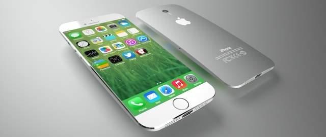 Apple iPhone 6 - koncept