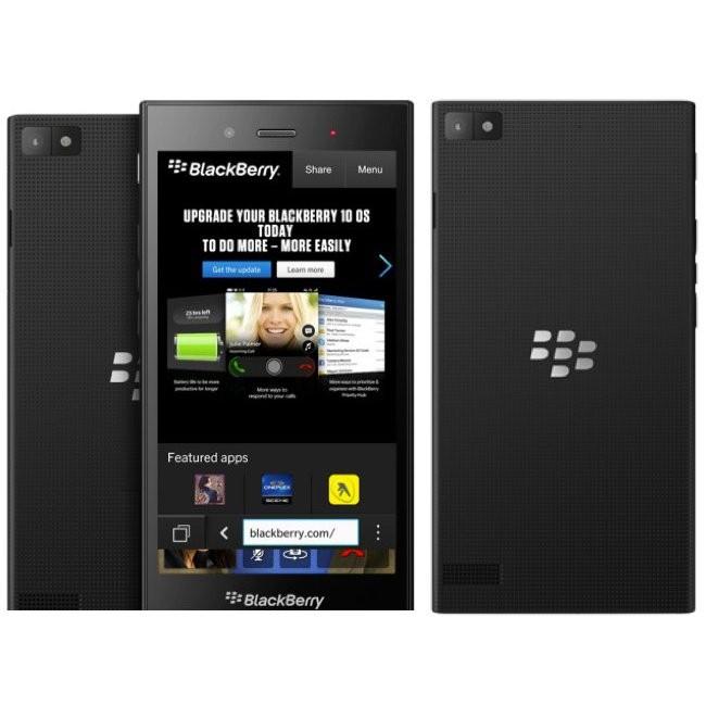 """BlackBerry Z3 """"Jakarta"""" - zdjęcia prasowe i specyfikacja niedrogiego smartfona z BB10"""