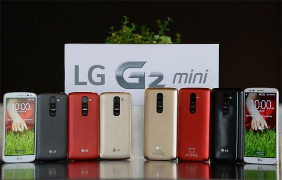LG G2 mini oficjalnie. Będzie wersja z układem Nvidia Tegra 4i