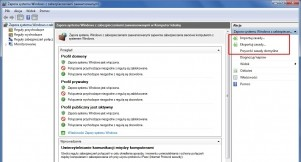 Błędy w konfiguracji zapory sieciowej mogą uniemożliwiać dostęp do sieci lokalnej i internetu. Te funkcje pozwalają przywracać wyeksportowane uprzednio lub pierwotne ustawienia wewnętrznej zapory Windows.