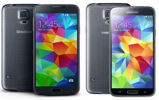 Goophone S5 i Galaxy S5