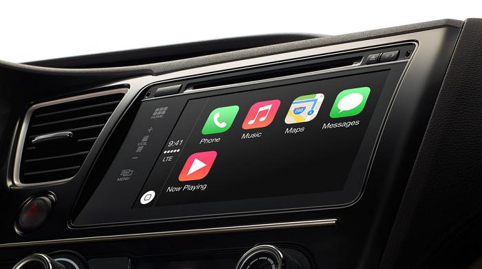 Apple CarPlay, czyli iOS bezpośrednio w samochodzie