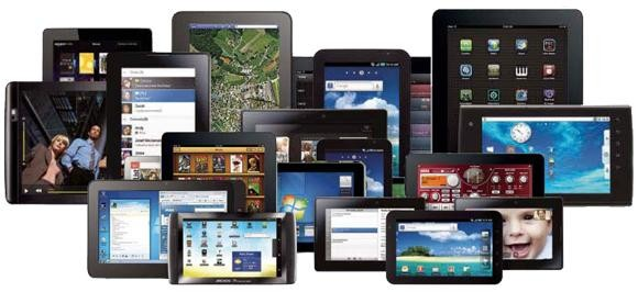 Android kontroluje już prawie dwie trzecie rynku tabletów, a udział Apple spada