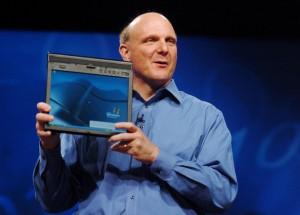 Rok 2005 – tablet według Microsoftu