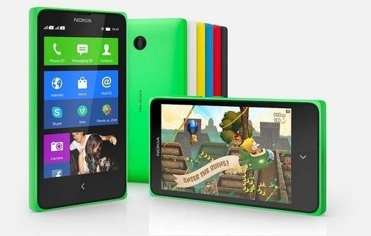 Nokia X z Androidem pojawiła się w pierwszym sklepie