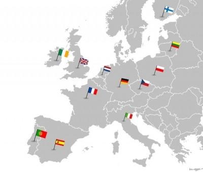 Funkcja Geolokalizacji IP w OVH.pl pozwala wybrać adres IP serwera wirtualnego, na którym umieszczona jest Twoja strona. Geolokalizacja IP pomaga w lepszym pozycjonowaniu serwisu w wyszukiwarkach. Do wyboru masz 11 lokalizacji na terenie Europy.