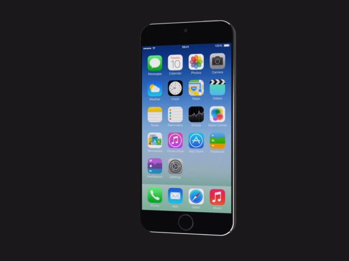 Nowy iPhone 6 ma być dostępny w dwóch rozmiarach