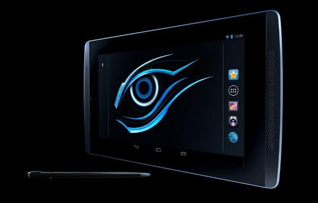 Tablet Tegra Note 7 od Gigabyte z Androidem zaprezentowany