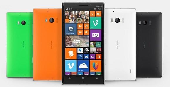 Nokia Lumia 930: jest ładna i oferuje 5-calowy AMOLED (441 ppi!), aparat 20 MP, quad-core CPU...