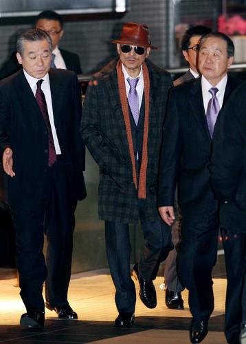 Japońska mafia... otwiera swoją oficjalną stronę
