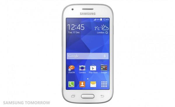 Samsung Galaxy Ace Style - nowy średniak wśród smartfonów