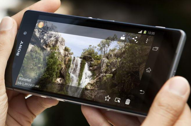 Sony Xperia Z2 okrzyknięta najlepszym fotograficznym smartfonem świata