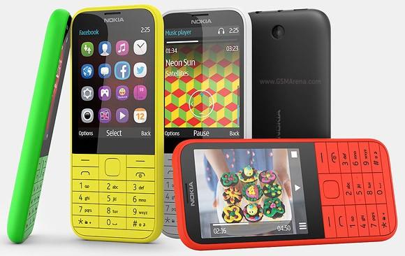 Nokia 225 i 225 Dual SIM - taniutkie telefony z całkiem sporym ekranem
