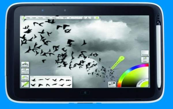 Education 2-in-1 jako tablet