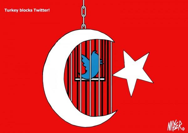 Twitter vs władze Turcji - kolejna runda