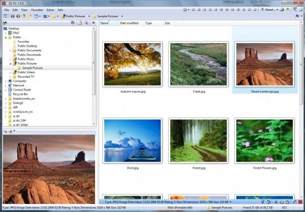 Q-Dir  - wygodny menadżer plików dla Windows