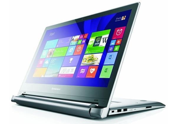 Lenovo prezentuje FLEX 2 - laptopy z giętkimi ekranami