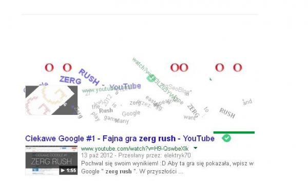 Easter Eggs w Google 2014