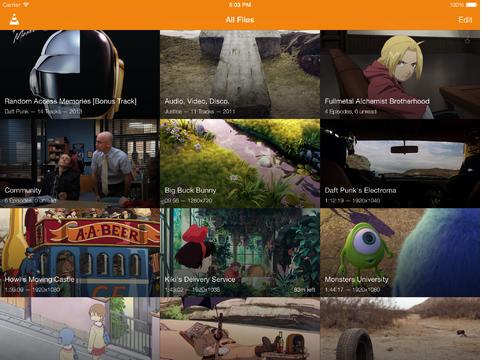 VLC na iOS. Nowa wersja odtwarzacza na iPhone'y i iPady z obsługą folderów