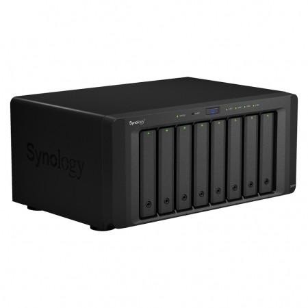 Synology DS1813+, sprzętowy serwer NAS dla małych i średnich instalacji