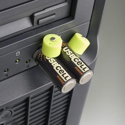 Akumulator z USB