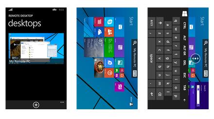 Microsoft Remote Desktop, czyli zdalny pulpit dla Windows Phone 8.1