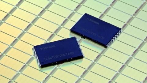Toshiba i SanDisk gotowe do produkcji pamięci NAND w 15-nanometrowym procesie technologicznym