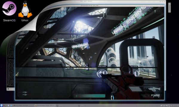 Unreal Engine 4.1 ze wsparciem SteamOS
