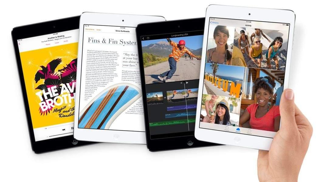 Apple iPad mini z ekranem Retina