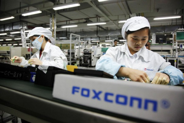 Google kupuje patenty od Foxconna