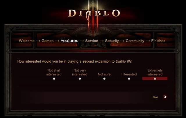 Blizzard szykuje się do prac nad drugim rozszerzeniem dla Diablo III?