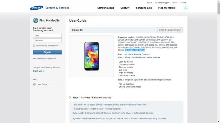 Samsung Galaxy S5 Premium praktycznie pewny. Premiera w czerwcu?