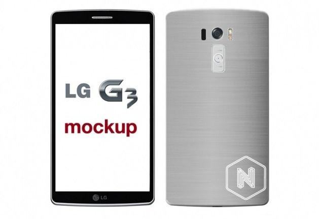 "LG G3 na zdjęciu ""na żywo"""