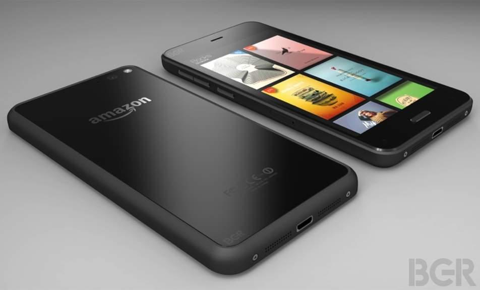 Pierwszy smartfon Amazona