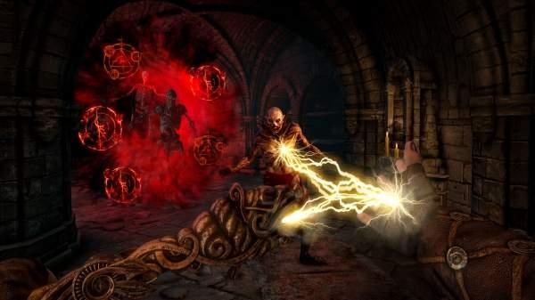 Hellraid gameplay