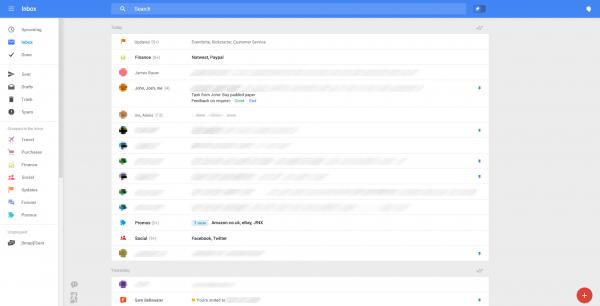 Nowy Gmail