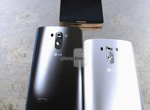 LG G3 w dwóch wersjach kolorystycznych pojawia się na kolejnych zdjęciach
