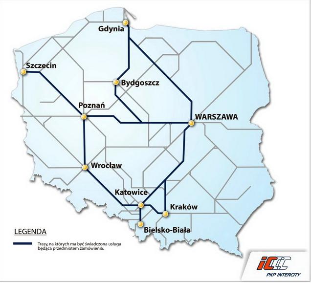 Wi-Fi w polskich pociągach od T-Mobile do końca roku będzie bezpłatne