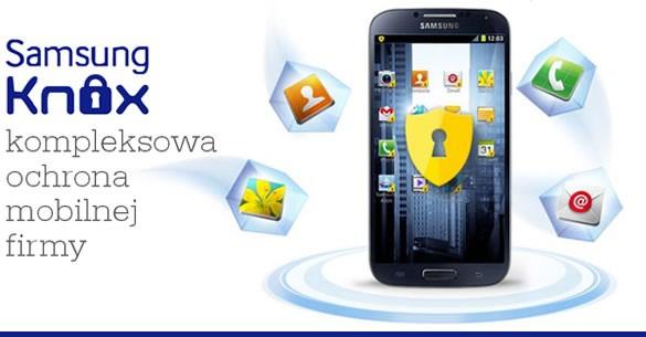 Rozbudowany Samsung KNOX 2.0 oficjalnie zaprezentowany