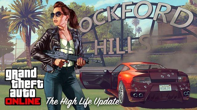 GTA V na PC nadal nie ma, a Rockstar wydaje dodatek The High Life do GTA Online
