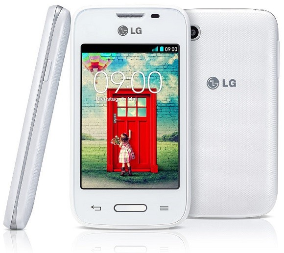LG L35 - tani smartfon z Androidem 4.4 KitKat, 512 MB RAM i malutkim wyświetlaczem