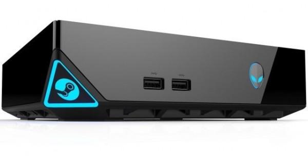 Alienware przygotuje Steam Machines