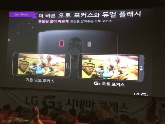 LG G3 przed oficjalną premierą na oficjalnych slajdach. Wiemy już prawie wszystko