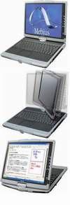 Pierwszy tablet Sharpa