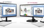 Monitory do pracy w biurze