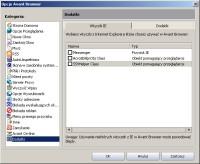 W wersji 11 poprawiono obsługę wtyczek i dodatków do IE