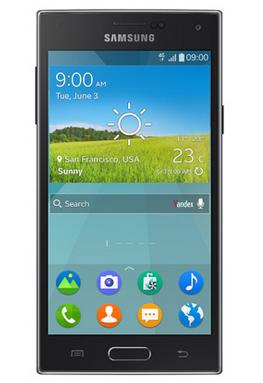 Samsung Z - pierwszy smartfon Samsunga z systemem Tizen
